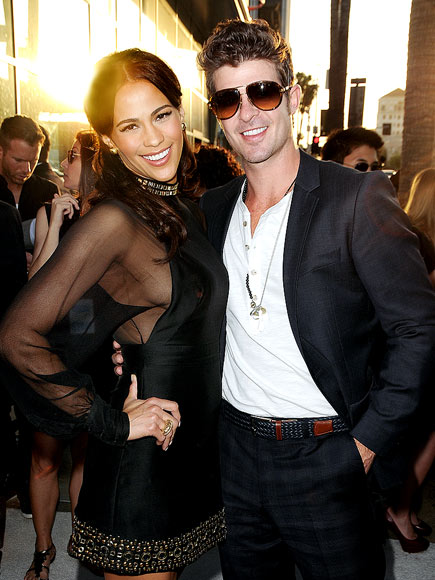 DATE NIGHT photo | Paula Patton, Robin Thicke