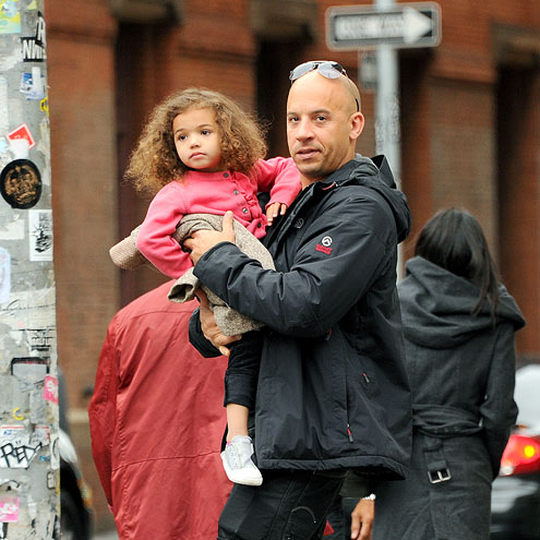 CUTIE CORNER photo | Vin Diesel