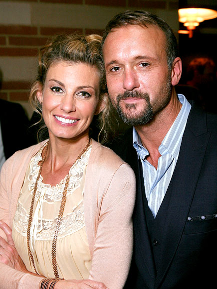WELL READ photo | Faith Hill, Tim McGraw