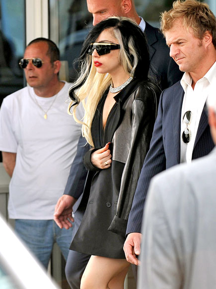 FRENCH CONNECTION photo | Lady Gaga