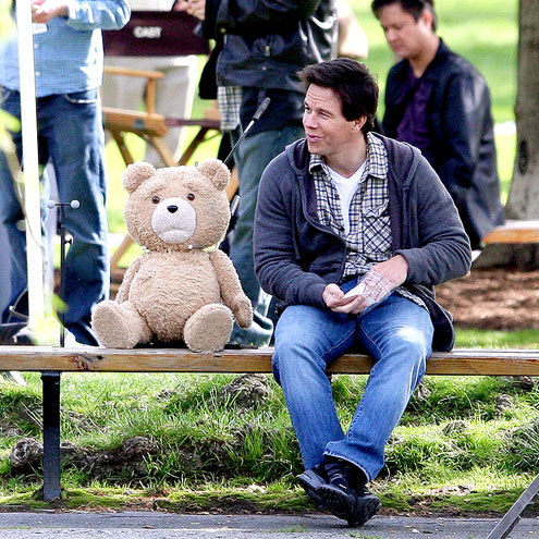 GRIN & BEAR IT photo | Mark Wahlberg