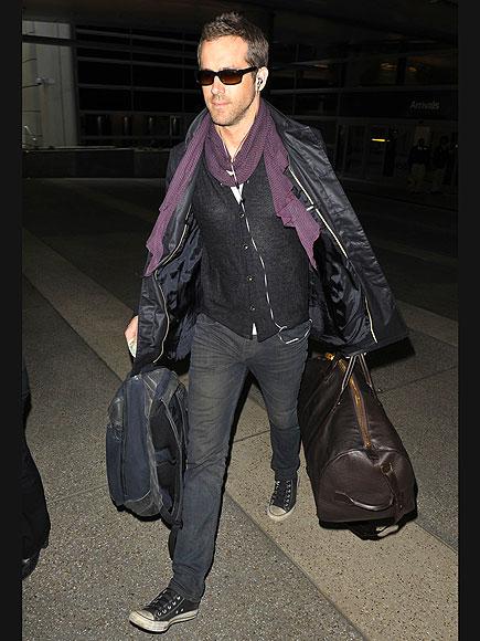 EXCESS BAGGAGE photo | Ryan Reynolds