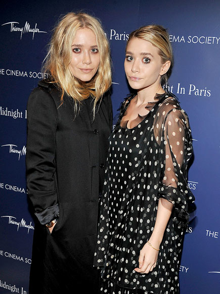 ON THE DOT photo | Ashley Olsen, Mary-Kate Olsen
