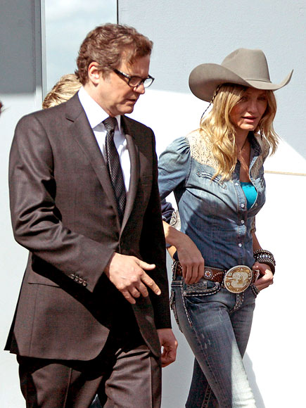 GONE COUNTRY photo | Cameron Diaz, Colin Firth