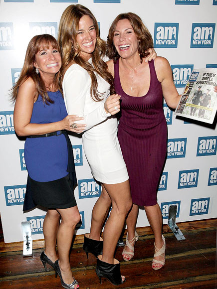 THE WRITE STUFF photo | Jill Zarin, Kelly Killoren Bensimon, LuAnn de Lesseps