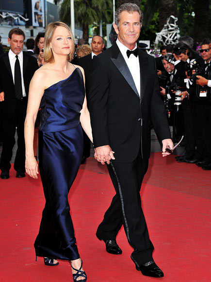 HAND HELD photo | Jodie Foster, Mel Gibson