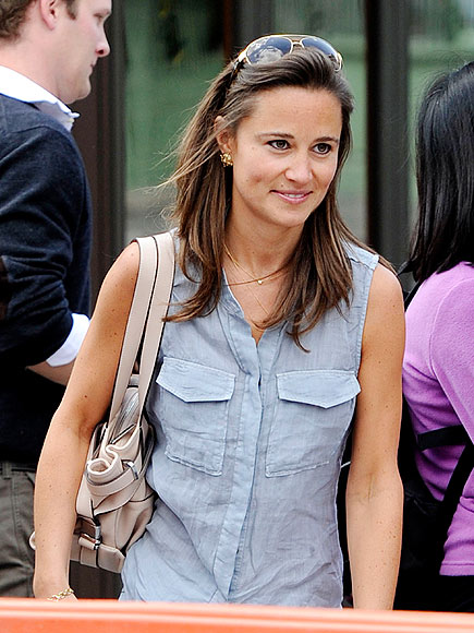 GREAT EX-PECTATIONS photo | Pippa Middleton