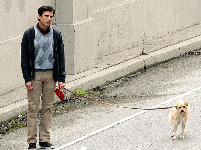 RUFFING IT photo | Keira Knightley, Steve Carell