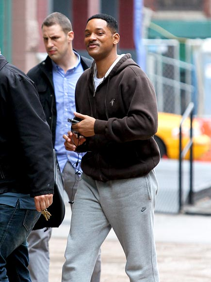 CASUAL ENCOUNTER photo | Will Smith