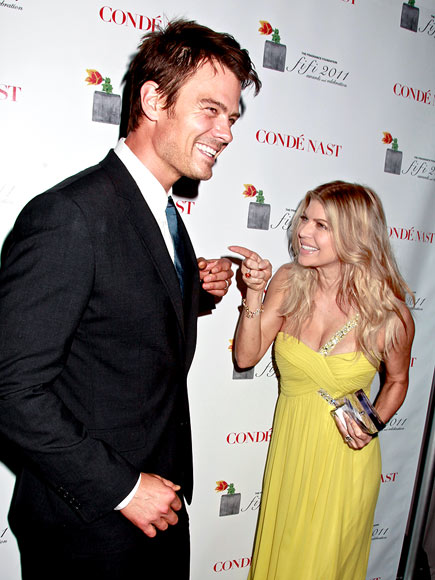 POINT OF INTEREST photo | Fergie, Josh Duhamel
