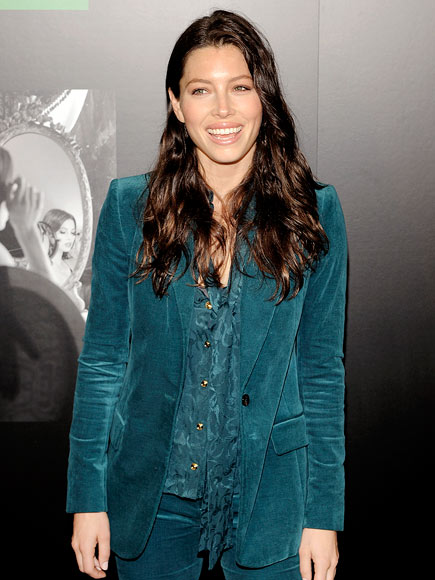 GREEN SCENE photo | Jessica Biel