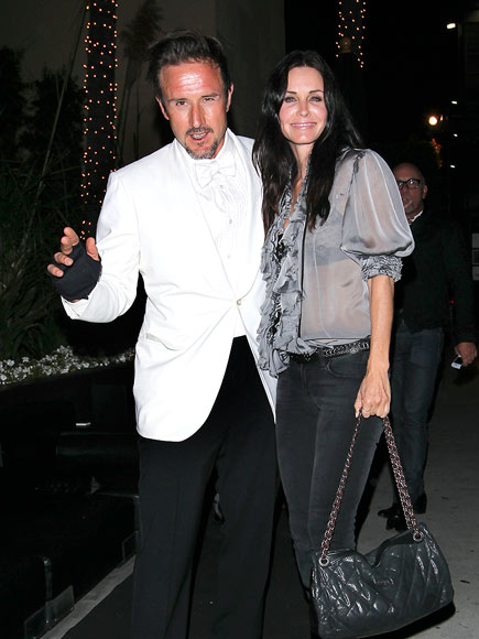 GREAT EX-PECTATIONS photo | Courteney Cox, David Arquette
