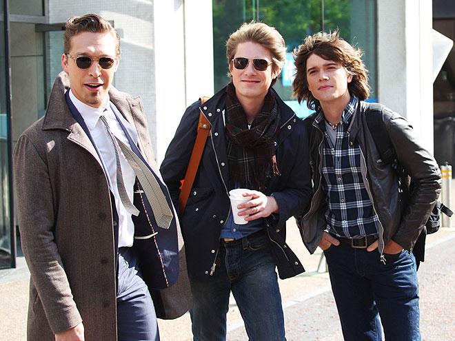 FAMILY GUYS photo | Hanson