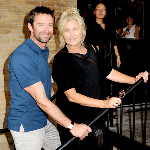STAIR MASTERS photo | Hugh Jackman