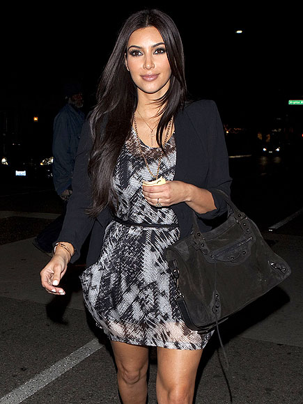 DINE & SHINE photo | Kim Kardashian