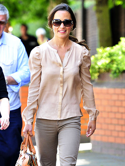 CREAM OF THE CROP photo | Pippa Middleton
