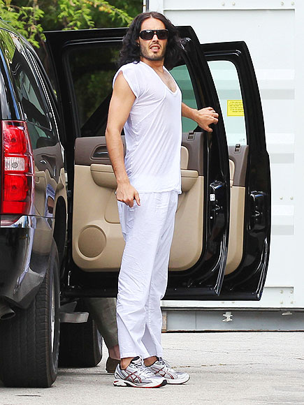 WHITE OUT photo | Russell Brand