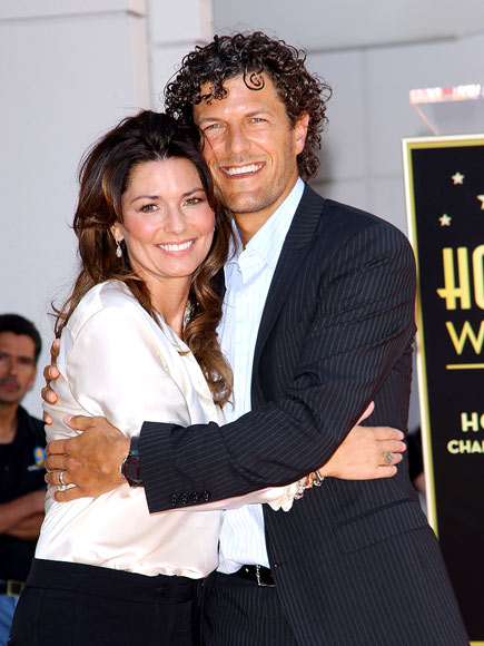 SPOUSAL SUPPORT photo | Shania Twain