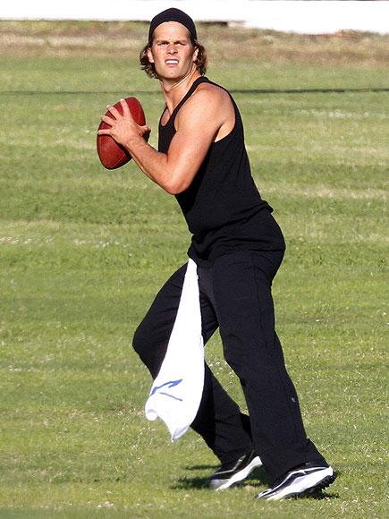PLAY BALL photo | Tom Brady