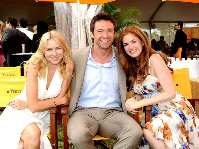 AUSSIES UNITE! photo | Hugh Jackman, Isla Fisher, Naomi Watts