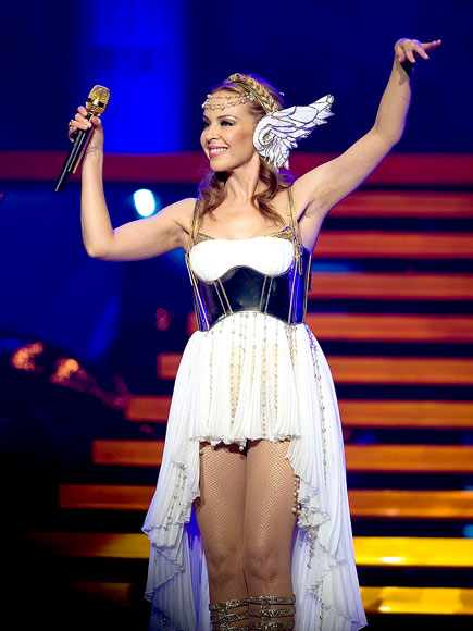 GONE GREEK photo | Kylie Minogue