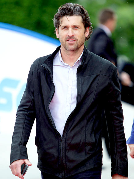 MOVING FORWARD photo | Patrick Dempsey
