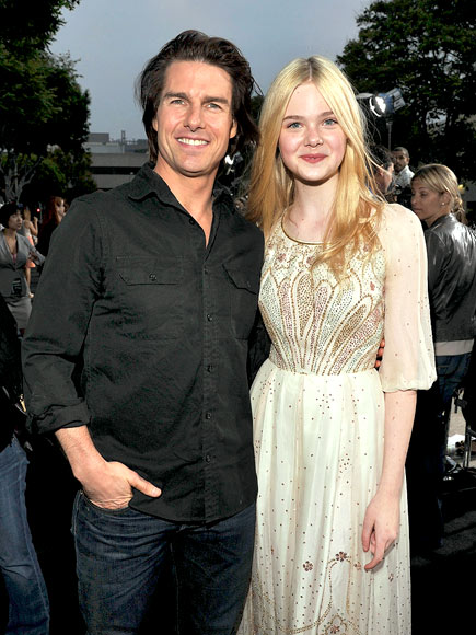 FILM FORUM photo | Elle Fanning, Tom Cruise