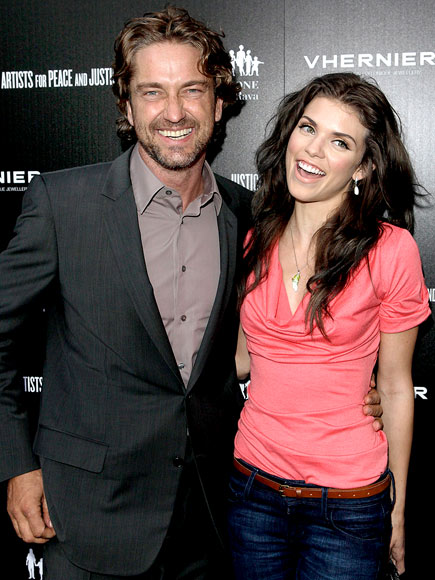 SPREADING CHEER photo | AnnaLynne McCord, Gerard Butler