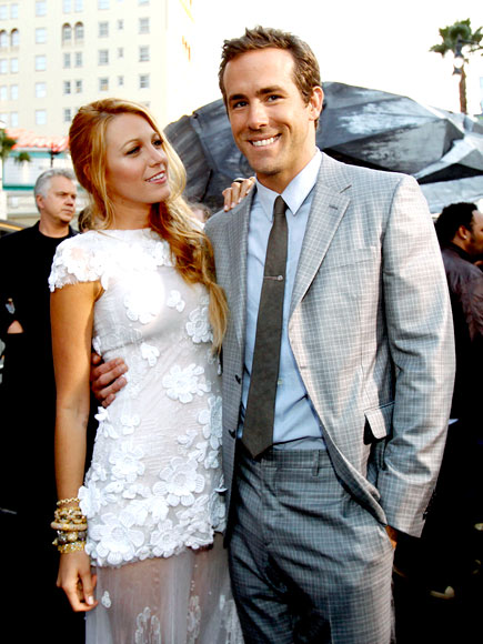 LIVELY ATMOSPHERE photo | Blake Lively, Ryan Reynolds