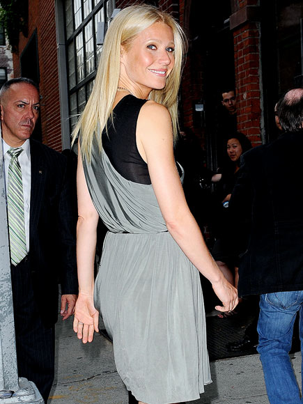 BACK IT UP photo | Gwyneth Paltrow