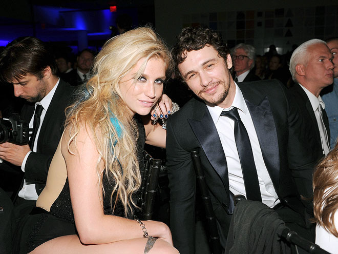 SIDE BY SIDE photo | James Franco, Kesha