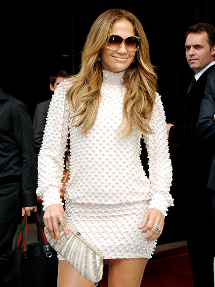 FRENCH FLARE photo | Jennifer Lopez