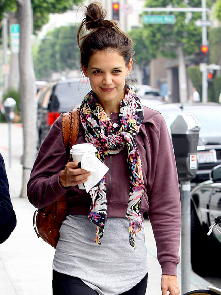 SWEET REWARD photo | Katie Holmes