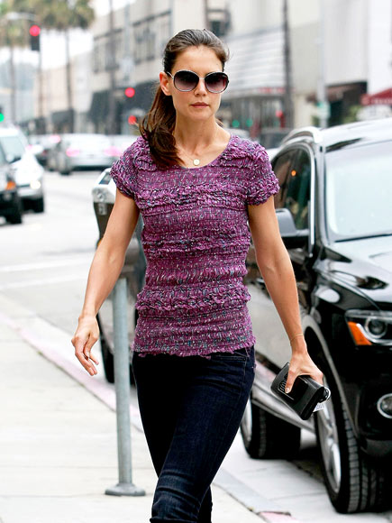 CITY WALK photo | Katie Holmes