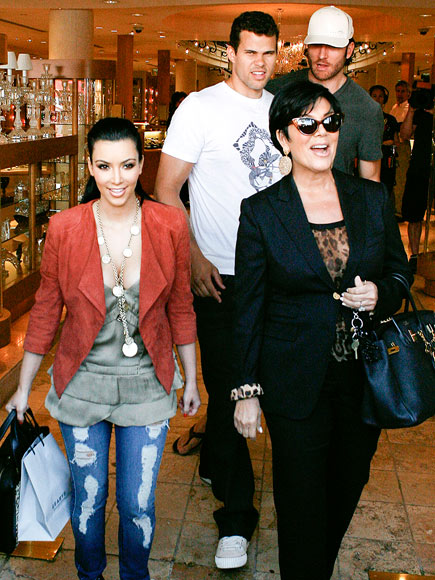 'KRIS' CROSS photo | Kim Kardashian, Kris Humphries