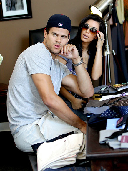 HEY, BIG SPENDERS! photo | Kim Kardashian, Kris Humphries