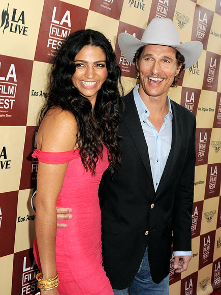 WEEKEND AT &#39;BERNIE&#39; photo | Camila Alves, Matthew McConaughey