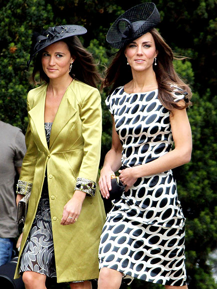 FAB HATTERS photo | Kate Middleton, Pippa Middleton