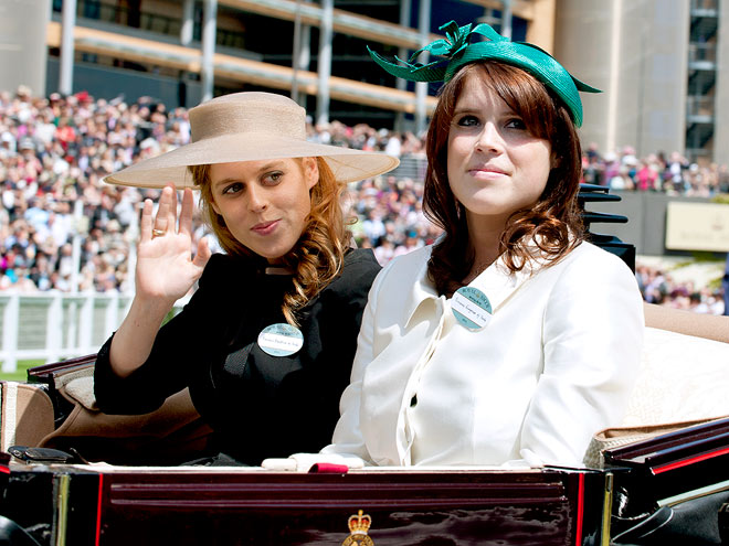 SISTER ACT photo | Princess Beatrice, Princess Eugenie