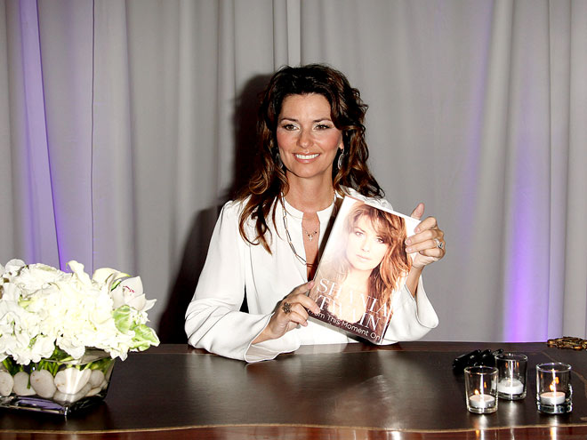 WELL READ photo | Shania Twain