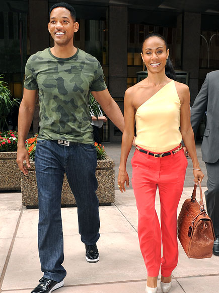 'SATELLITE' OFFICE photo | Jada Pinkett Smith, Will Smith