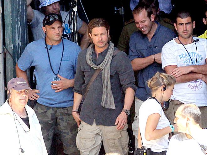 DAY OF THE DEAD photo | Brad Pitt