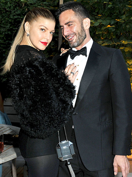 FASHION FIX photo | Fergie, Marc Jacobs
