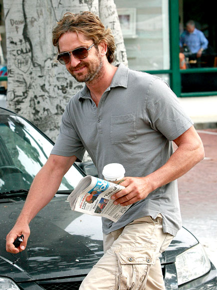 DAILY GRIND photo | Gerard Butler
