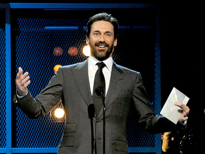 STAGE PRESENCE photo | Jon Hamm