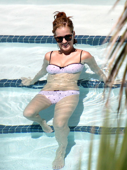 POOL-ING AROUND photo | Katy Perry