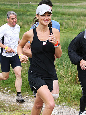 pippa middleton pictures. Pippa Middleton Slogs 50 Miles