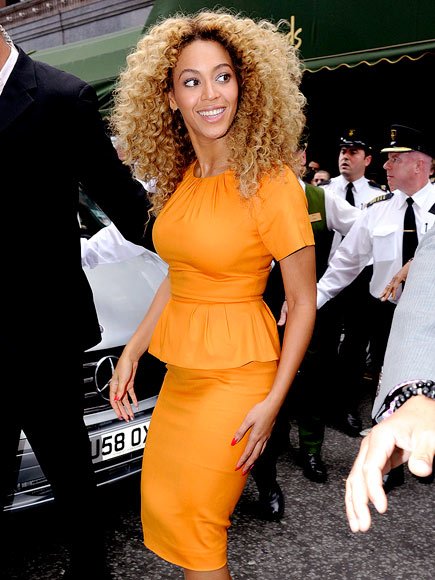ORANGE YOU GORG? photo | Beyonce Knowles
