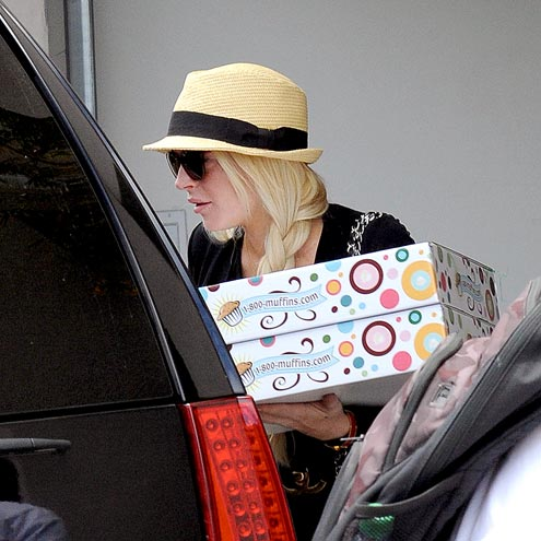 SPECIAL DELIVERY photo | Lindsay Lohan