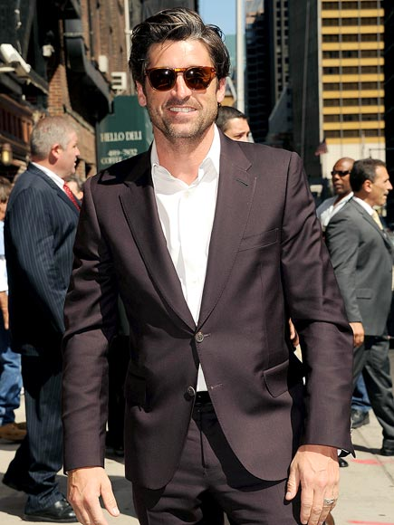 BUTTONED UP photo | Patrick Dempsey